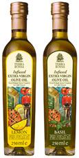 Terra Rossa - Lemon & Basil Infused Oil