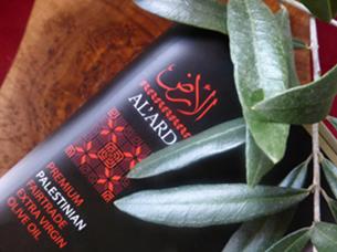 Terra Rossa - Al'Ard Premium Palestinian Extra Virgin Olive Oil