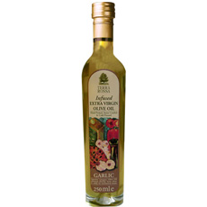 Terra Rossa Garlic Infused Olive Oil