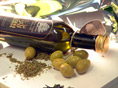 Terra Rossa - Sinolea Olive Oil with Olives and Zaatar