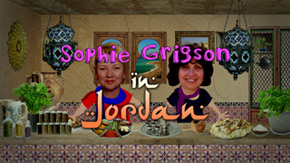 Sophie Grigson in Jordan